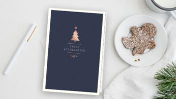 7 Tipps für Ihre geschäftliche Weihnachtspost