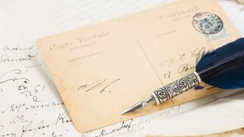 150 Jahre Postkarte: Eine Instanz feiert Geburtstag